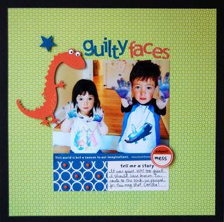 Guilty Faces