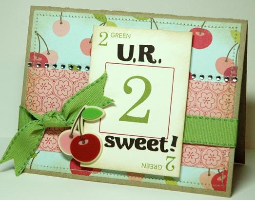 UR2Sweet Card