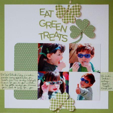 Eat Green Treats