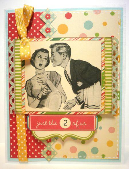 Modern Homemaker Card