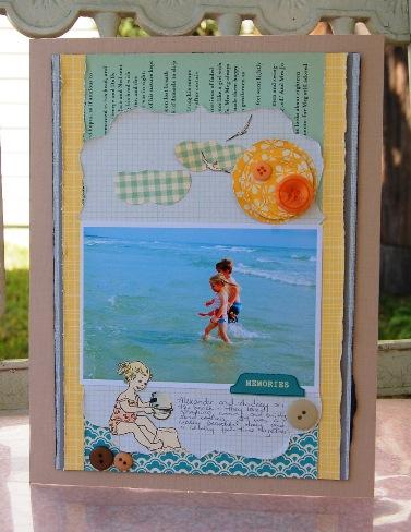 Memories-kids beach