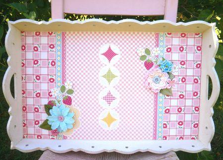 Modern Homemaker Vintage Bed Tray