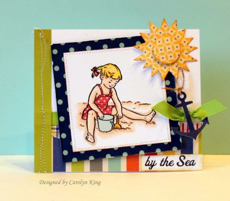CK  By the Sea card