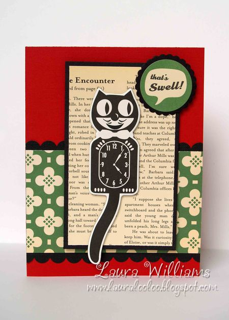 Laura williams swell cat