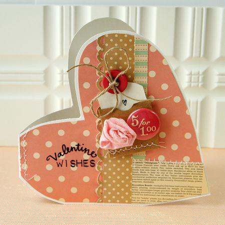 Valentine wishes card1
