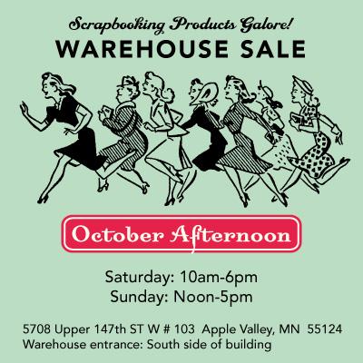 Warehouse Ad