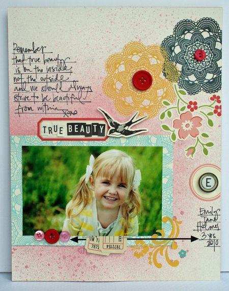 True Beauty by Maggie Holmes