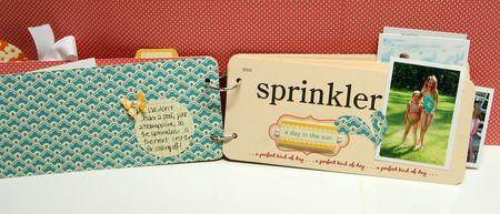 Sprinkler page