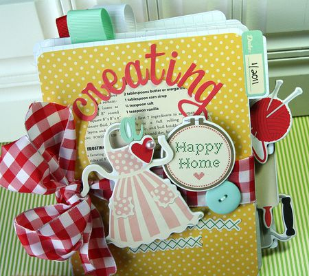 Creating a happy home - cover1