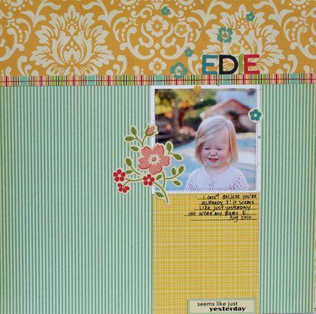Edie by Jill Hornby