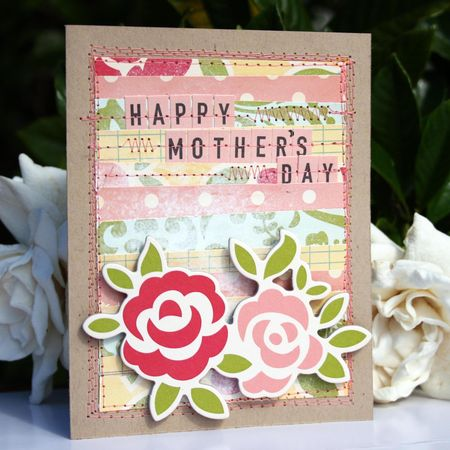 Happy Mother's Day card by Jill Sprott