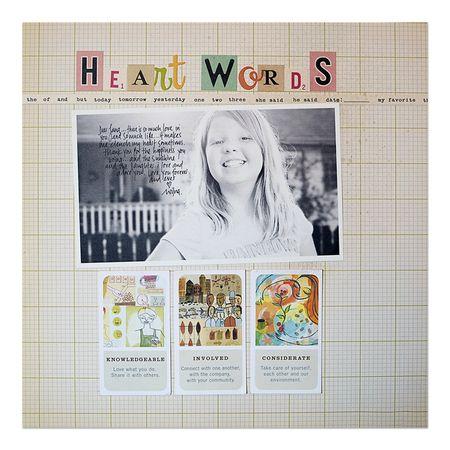 Heart words