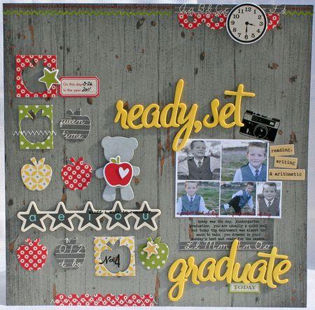 Ready set graduate  danni reid