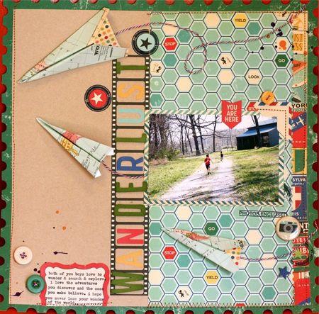Wanderlust by Lexi Bridges