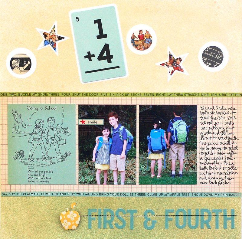 First & Fourth - Vivian Masket
