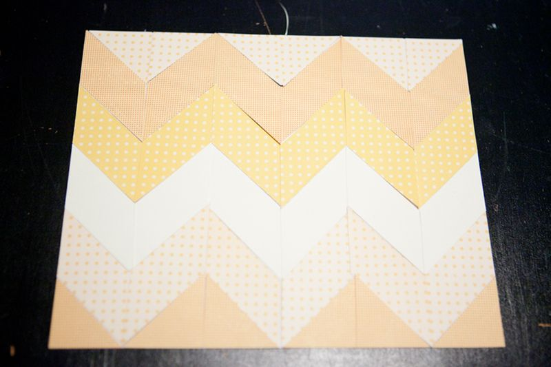 Chevron tutorial 9