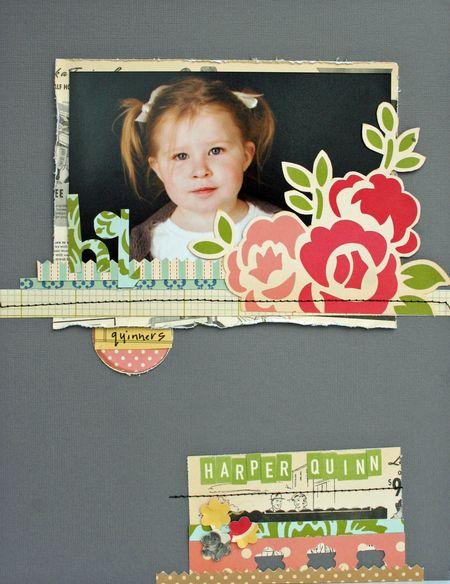 Harper Quinn by Becky Novacek