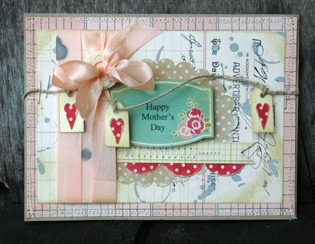Mother's Day Card by Stacey Kingman