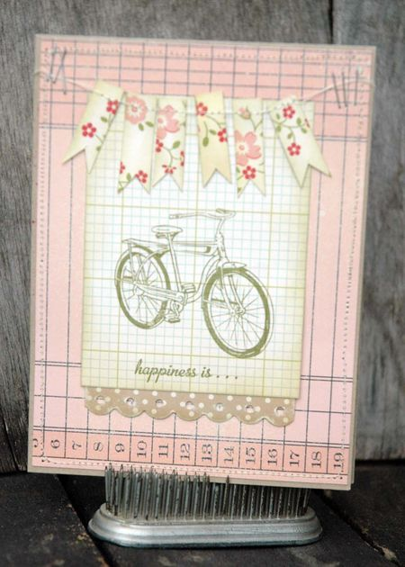 Happiness Is Card by Stacey Kingman