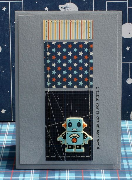 Out of This World Card by Danni Reid
