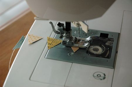 Sewing Tutorial Banner Pieces Sewing