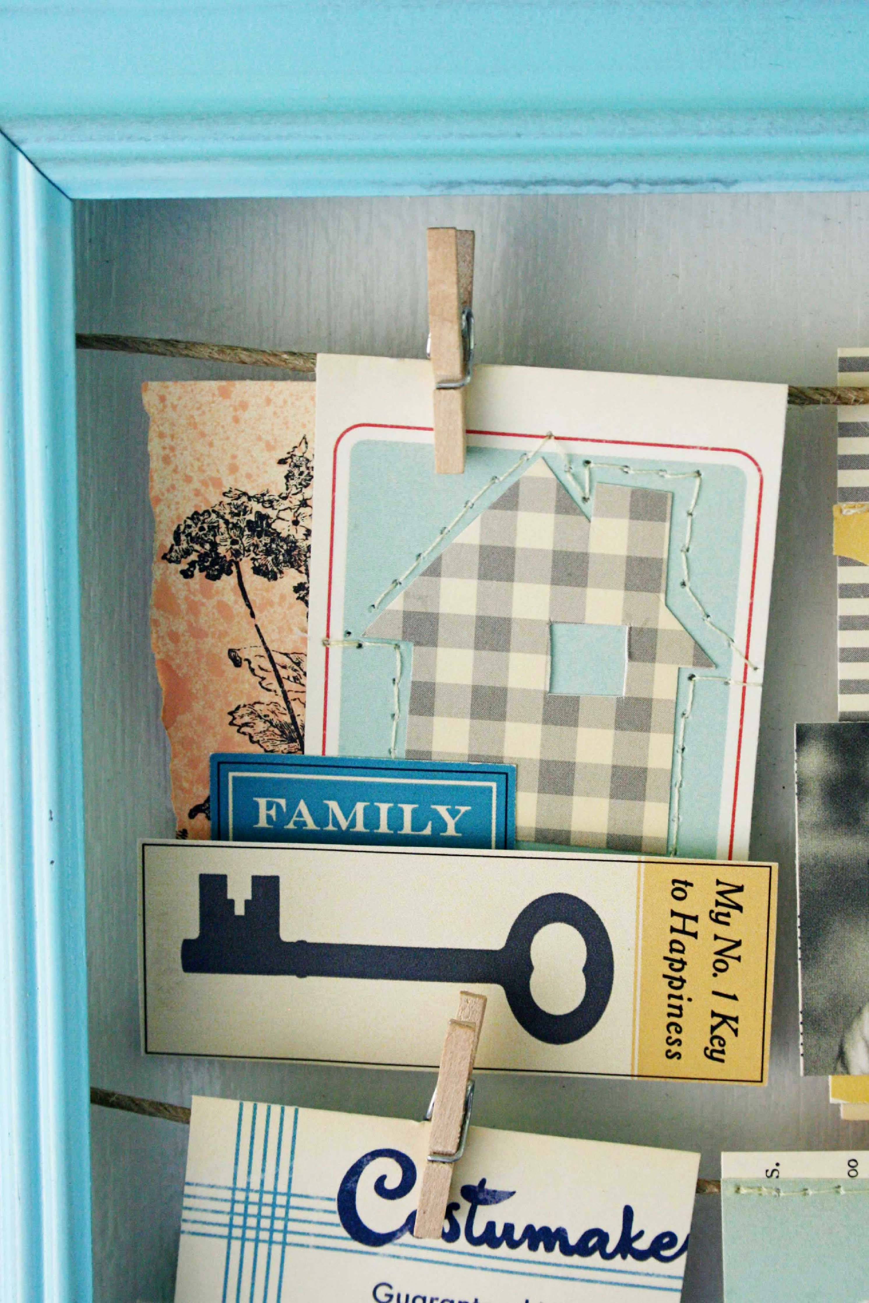 October Afternoon: Tuesday Tutorial: Clothesline Frame