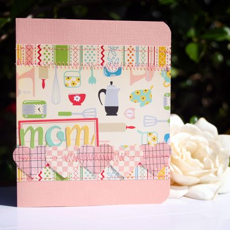 Mom Card by Jill Sprott