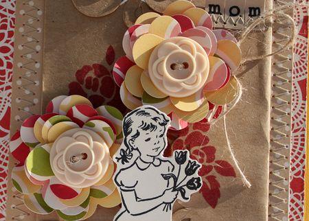 Moms day card details