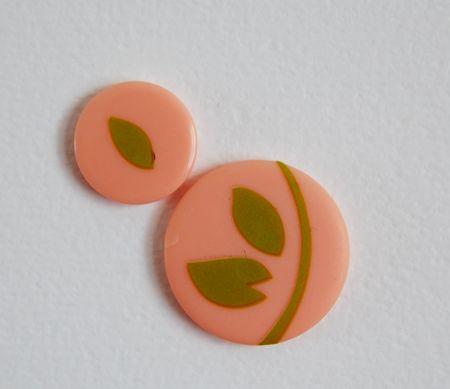 Perennials Button Detail