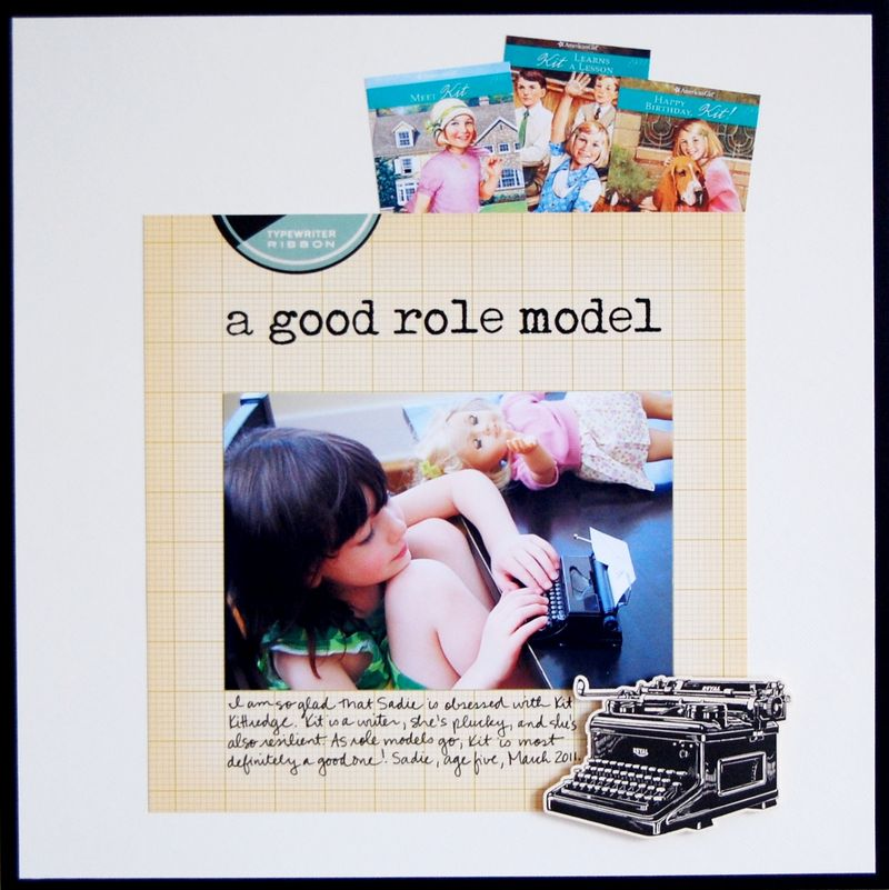 A Good Role Model