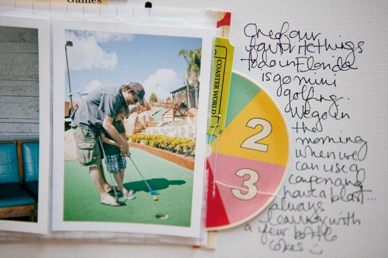 Golf closeup 1
