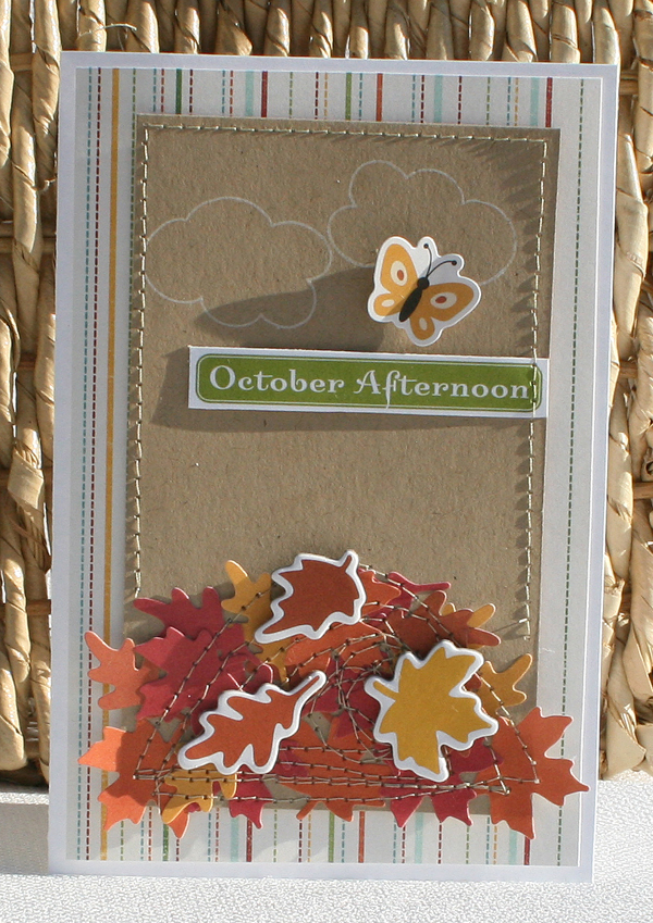 October 24th challenge danni reid card 2