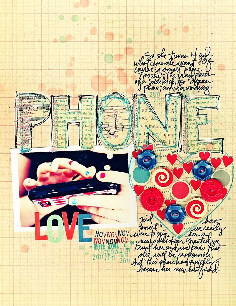 Phone Love3