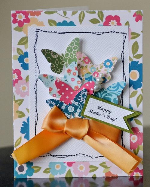 Woodland Vivian Card