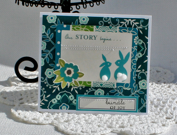 Baby card danni reid