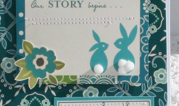 Baby card details danni reid