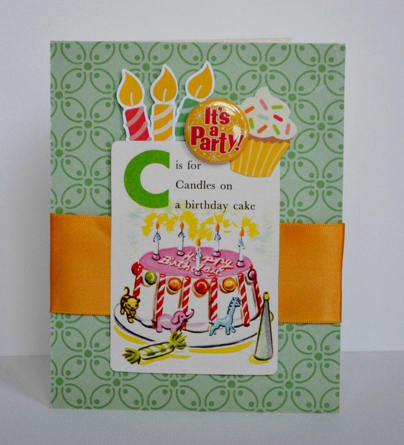 Birthday Card Vivian Masket