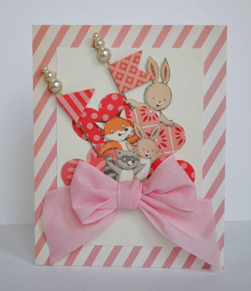 Valentine's Card Vivian Masket