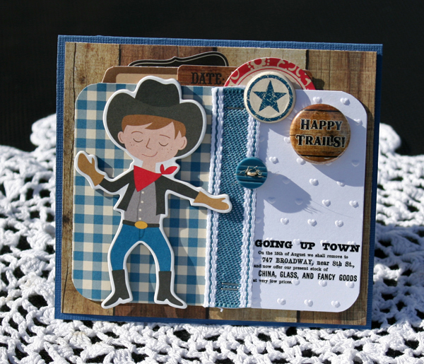 Happy trails card danni reid