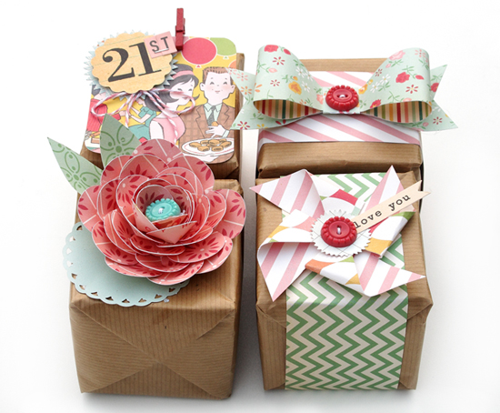gift box decorating ideas images