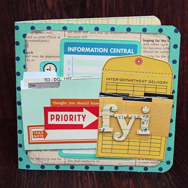 9 to 5 Jill Card