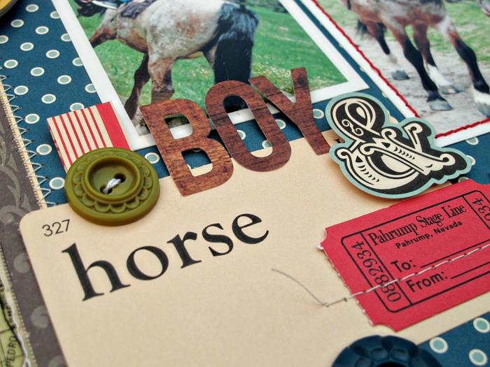 Kim Watson+Boy & Horse+cls#1+OA