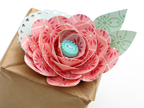 Kim Watson+Rose box+OA