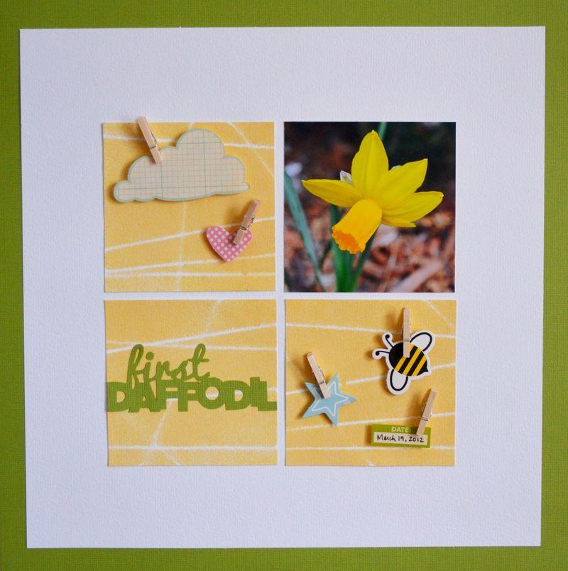 Vivian First Daffodil