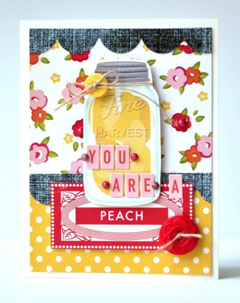 Farm Girl Amy Card 2