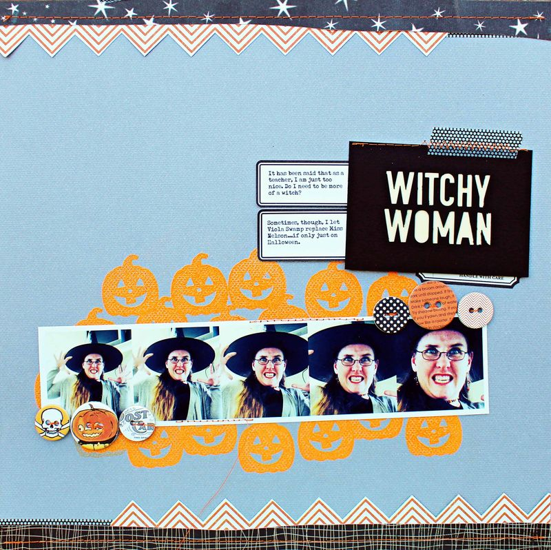 Witchy Woman OA