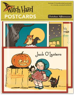 Postcard Pack - Witch Hazel
