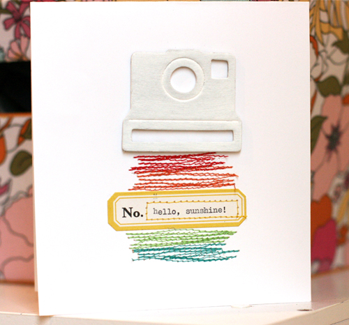 Cameracard