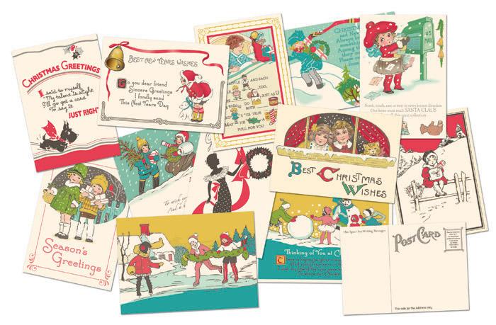 Postcards - Make It Merry