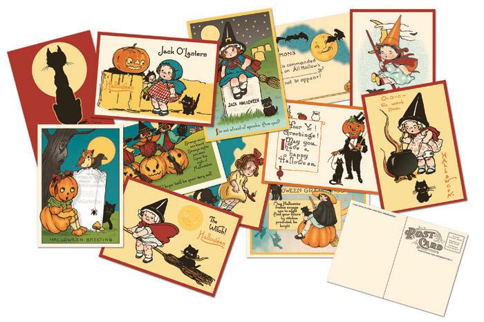 Postcards - Witch Hazel